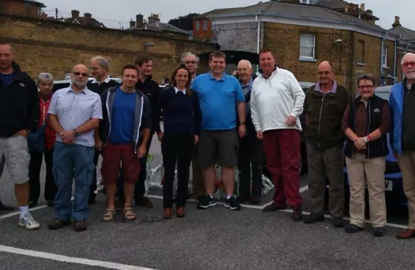 Team assembling for #Matt4Fant Fant Ward By Election