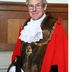 Rishard Thick Mayor of Maidstone